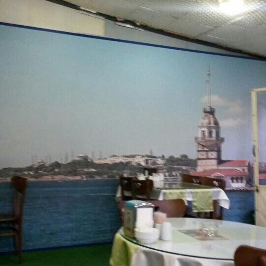 Photo taken at Damalı Restaurant by asli A. on 6/24/2015