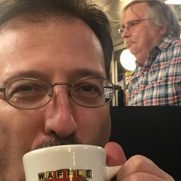 Photo taken at Waffle House by aj w. on 6/13/2017