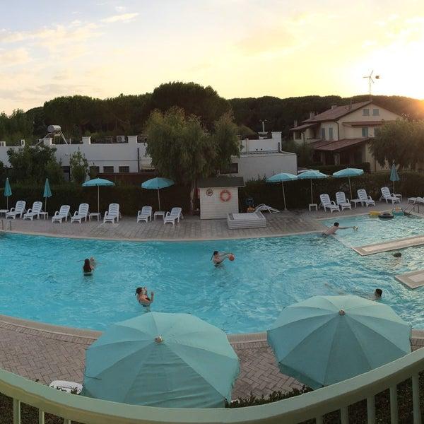 Foto tomada en Hotel Residence La Ventola por Vegard K. el 7/20/2017