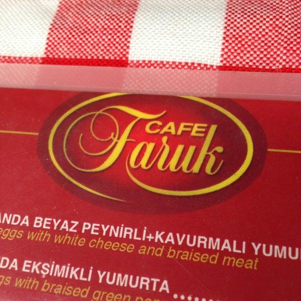 3/23/2013 tarihinde Zeynep ö.ziyaretçi tarafından Café Faruk'de çekilen fotoğraf