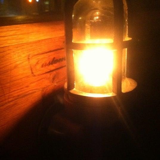 Photo taken at Custom Wine Bar by Jamie F. on 11/4/2012