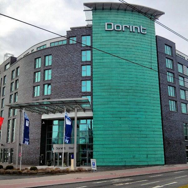 Vs Hotel: Dorint An Der Messe Köln