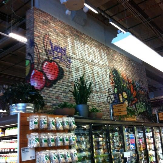 Photo taken at Whole Foods Market by Jennifer J. on 11/6/2012
