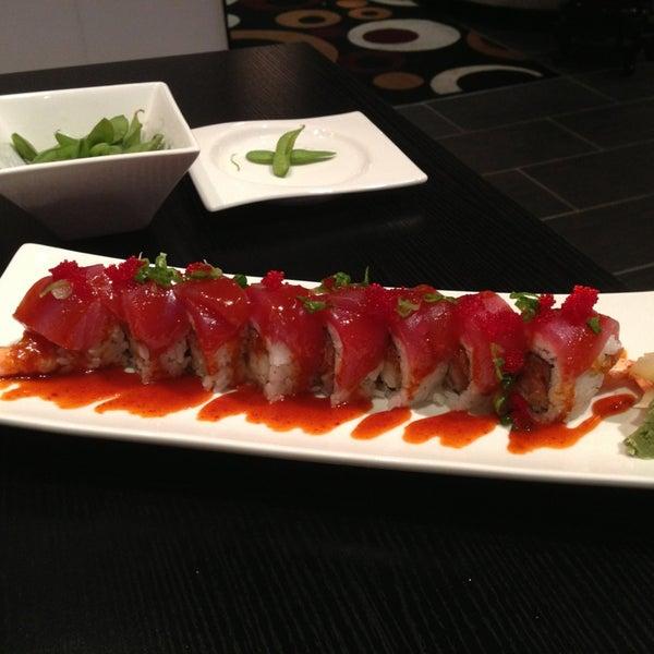 Photo prise au Sushi Delight par Michael F. le1/10/2013