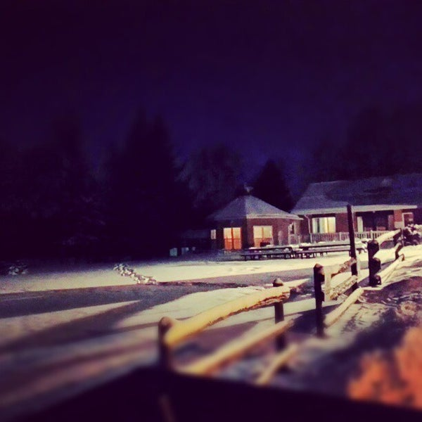 Photo taken at Bare Oaks Family Naturist Park by Stephen W. on 12/29/2012