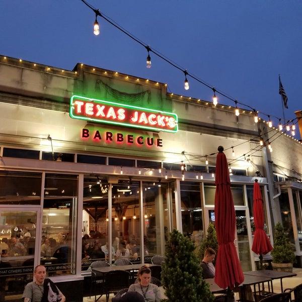 Happy Hour Places In Arlington Va: Texas Jack's Barbecue