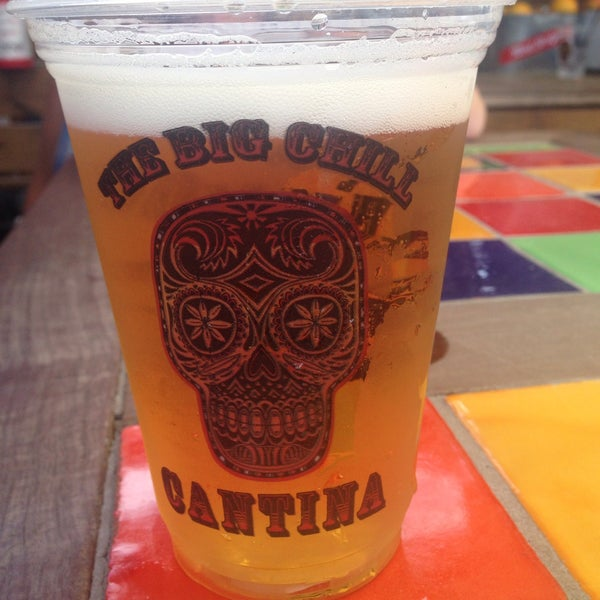 Photo taken at The Big Chill Surf Cantina by Heather S. on 7/10/2016