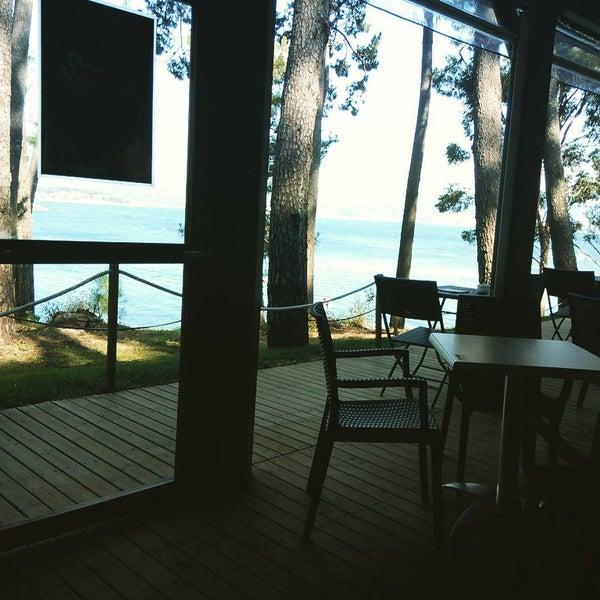 Foto tomada en Gassho Sanxenxo Lounge Bar-Café por RJ P. el 7/10/2015