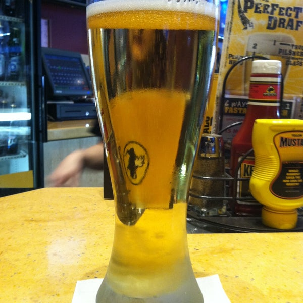 Photo taken at Buffalo Wild Wings by Brandon on 4/25/2013