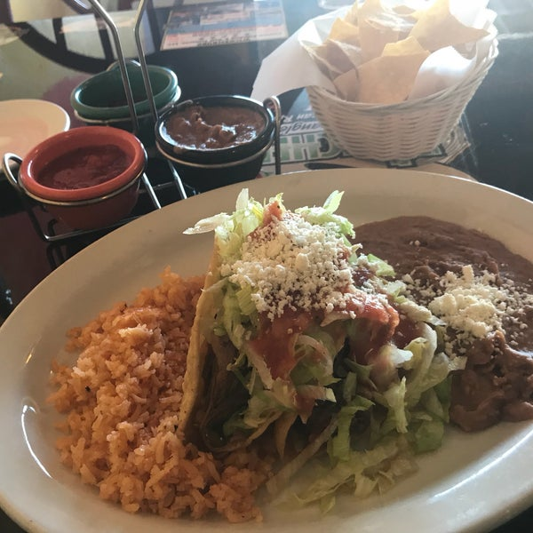 Wickenburg Mexican Food