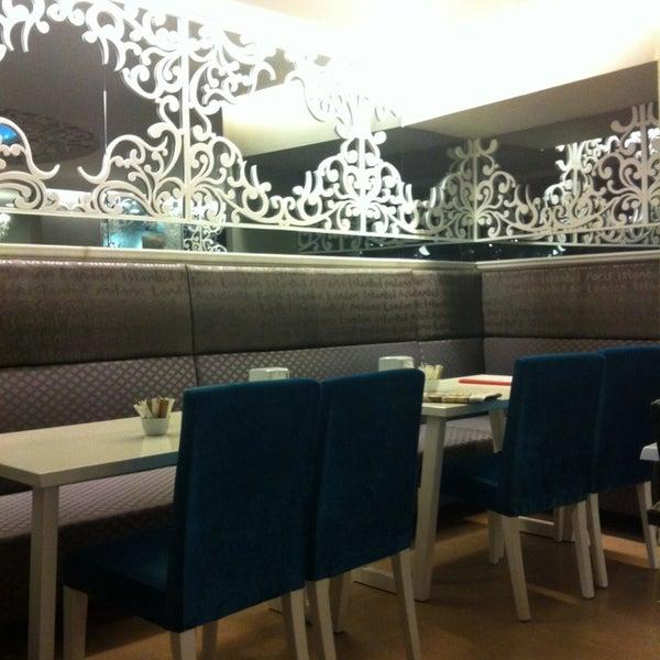 12/21/2012 tarihinde Gönül B.ziyaretçi tarafından LimonH₂O Cafe Bistro'de çekilen fotoğraf