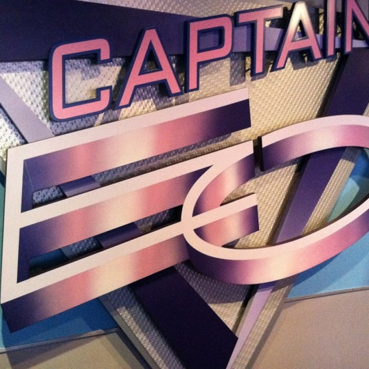 Photo taken at Captain EO by Marc V. on 10/18/2012