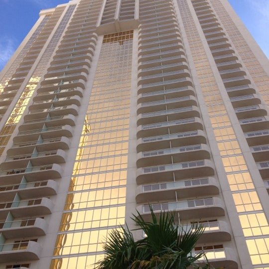 One Bedroom Balcony Mgm Signature