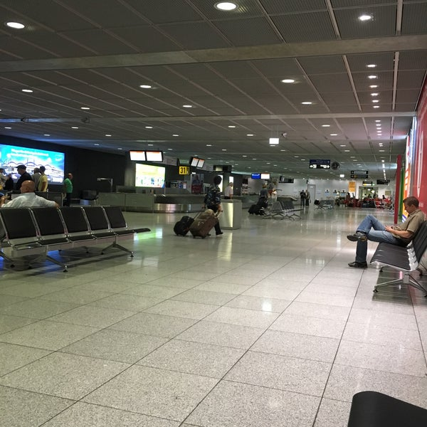 Photo taken at Terminal 3 by Nilay S. on 7/2/2016