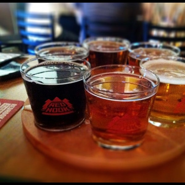 Photo taken at Redhook Brewery by Tanya ❤ S. on 9/30/2012
