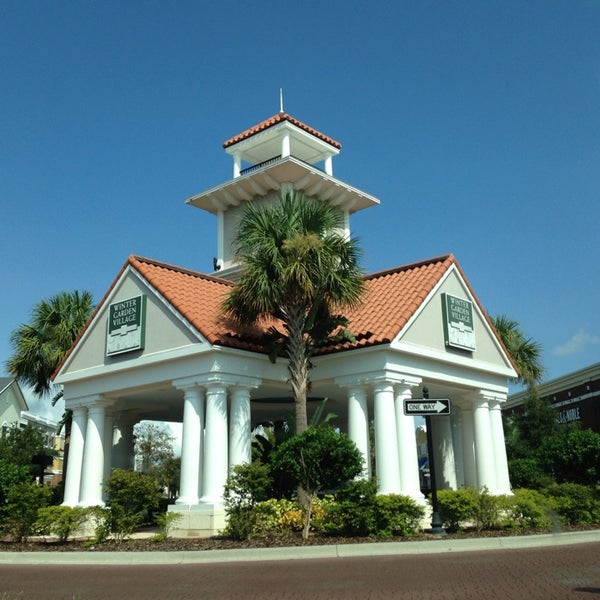 Winter Garden Village Winter Garden Village At Fowler Groves Winter Garden Fl