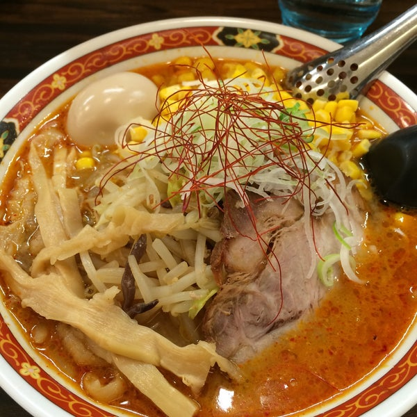 Photo taken at 味噌や 元住吉店 by Yukko Y. on 1/10/2016