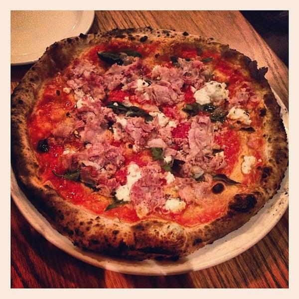 Photo prise au Pizzeria Libretto par Mark S. le1/17/2013