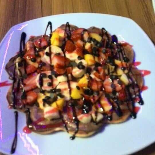 photo taken at violet cafe by esra d on 1062015 - Violet Cafe 2015