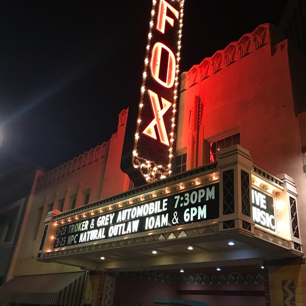 Photo taken at Fox Tucson Theatre by Gary M. on 3/24/2017