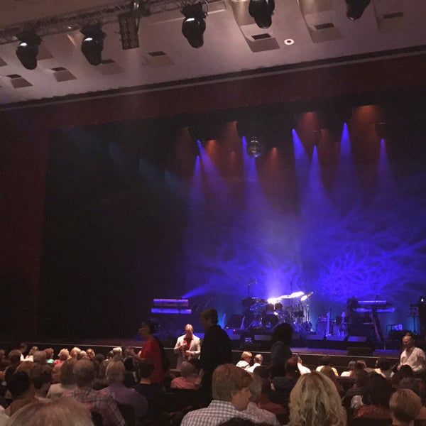 Photo taken at Centennial Hall by Gary M. on 10/15/2016