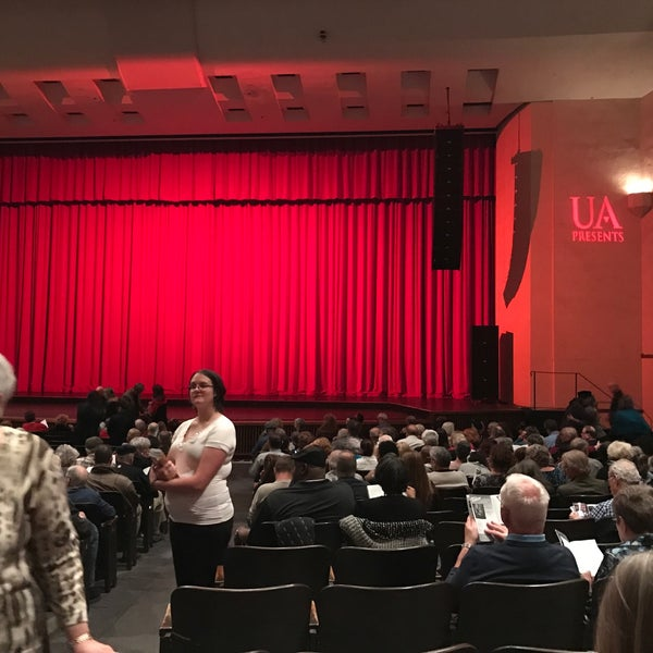 Photo taken at Centennial Hall by Gary M. on 2/18/2017