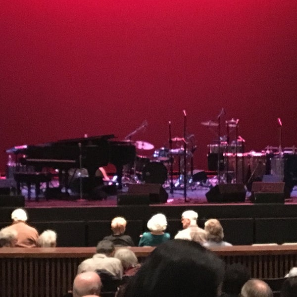 Photo taken at Centennial Hall by Gary M. on 1/27/2016