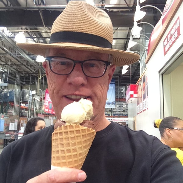 Photo taken at Gelateria by Gary M. on 5/20/2014