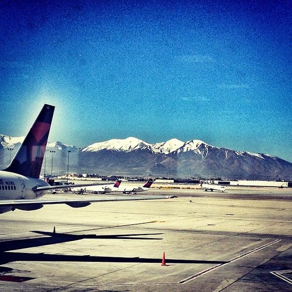 Salt Lake City International Airport Slc Airport In