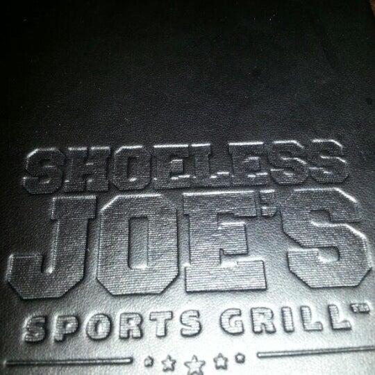 Photo taken at Shoeless Joe's by Rob W. on 10/18/2012