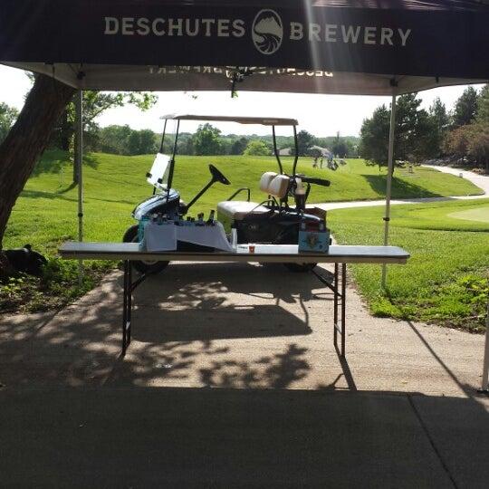 Photo taken at Wilderness Ridge Golf by Jessica H. on 5/29/2014