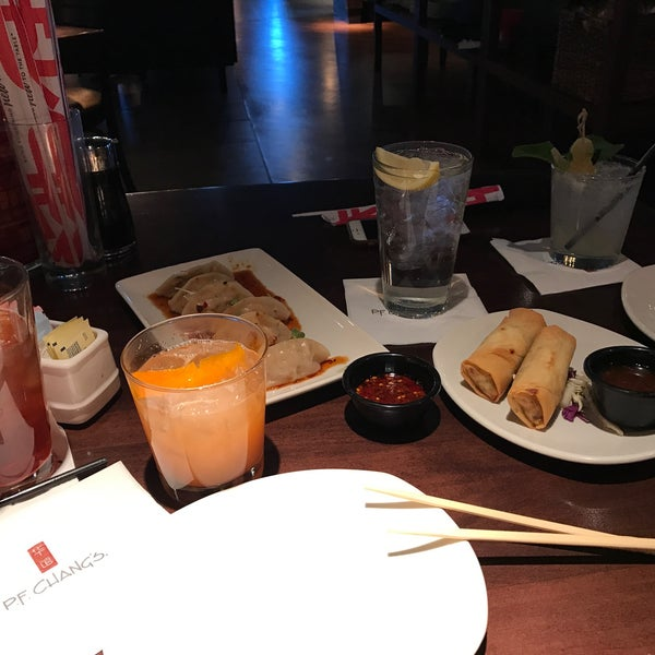 Photo taken at P.F. Chang's by Skip O. on 1/28/2017