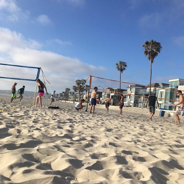 Foto tirada no(a) Mission Beach Park por The T. em 5/9/2018