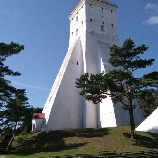 Photo taken at Kõpu tuletorn    Kõpu Lighthouse by Ronald L. on 7/29/2016