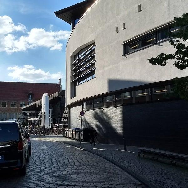 Das Foto wurde bei Stadtbücherei Münster von Yuriy R. am 6/26/2017 aufgenommen