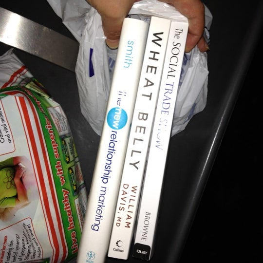 Photo taken at Indigo by Social Media Concierge S. on 10/30/2012