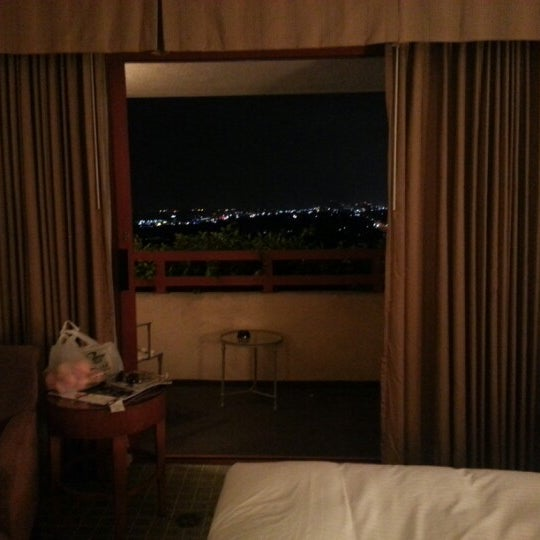 Photo taken at InterContinental Los Angeles Century City by uptin on 4/12/2013