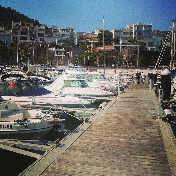 Photo taken at OneOcean Port Vell Barcelona by Çağdaş A. on 7/12/2013