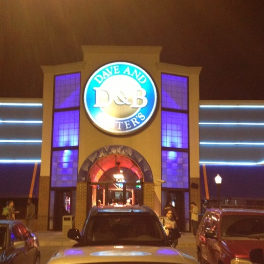 Photo taken at Dave & Buster's by Kris P. on 10/21/2012
