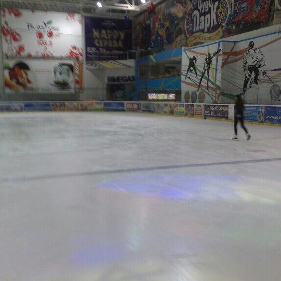 Снимок сделан в Айс Холл / Ice Hall пользователем Юрий Г. 4/19/2015