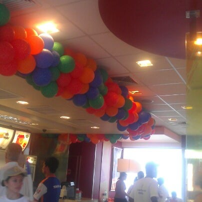 Photo taken at McDonald's by Eduardo A. on 8/25/2012