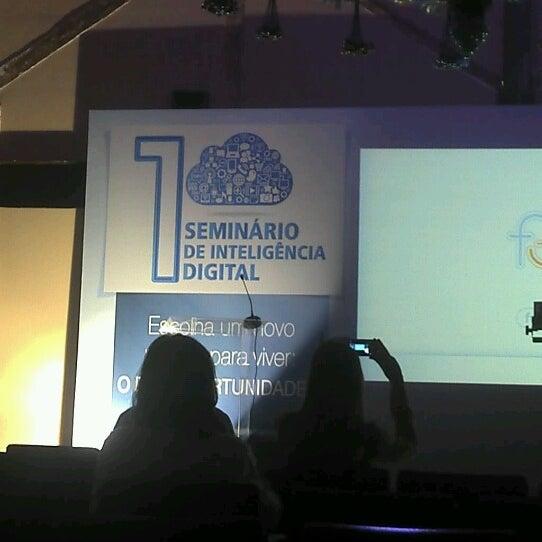 Foto tirada no(a) Espaço Meet por Erick B. em 10/2/2012