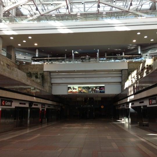Denver International Airport: Photos At Denver International Airport Train