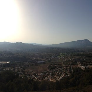 Cumbre del sol benitachell comunidad valenciana for Comunidad del sol
