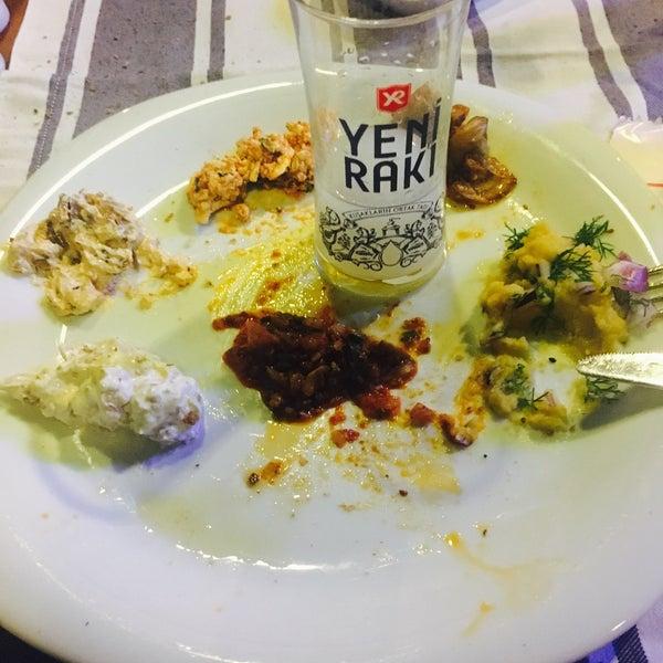 8/21/2017 tarihinde cemal k.ziyaretçi tarafından Kekik Restaurant'de çekilen fotoğraf