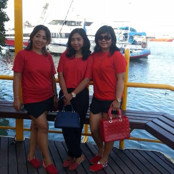 2/16/2016에 Dayu G.님이 Bali Hai Cruises에서 찍은 사진
