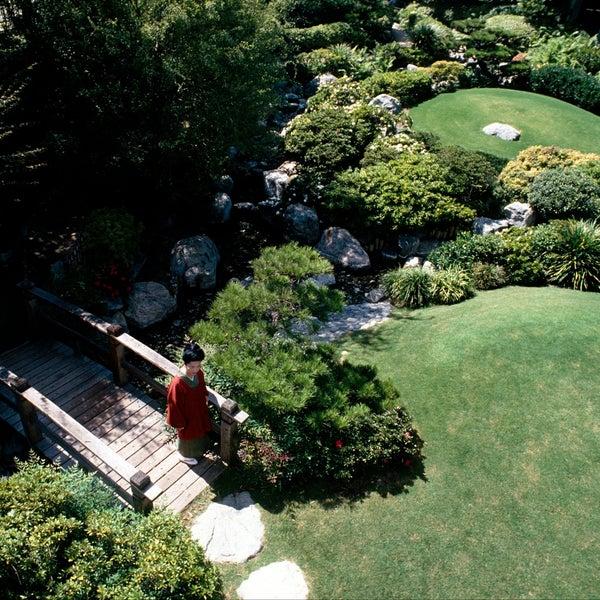 Photos at James Irvine Japanese Garden at the JACC - Garden in Los ...