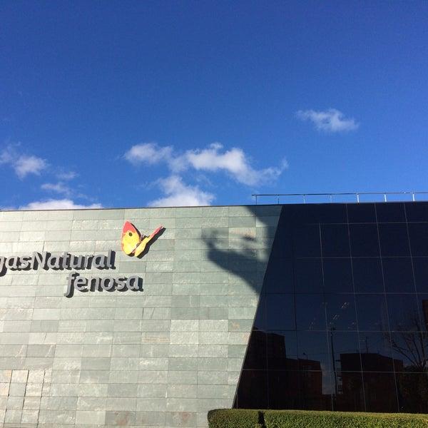 Gas natural fenosa oficina en hortaleza for Oficina gas natural badalona