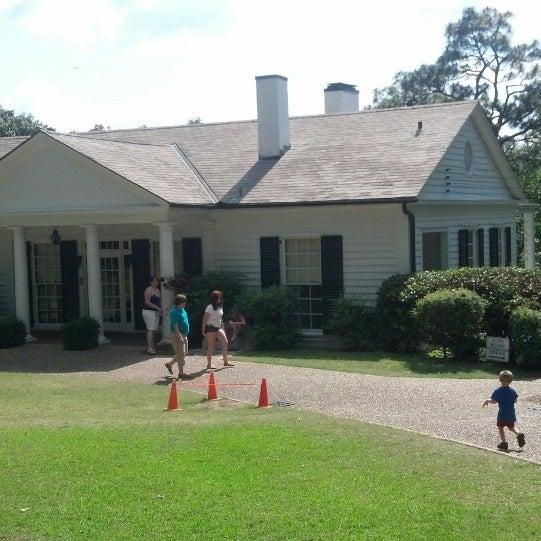 Photo taken at Roosevelt's Little White House Historic Site by Matt S. on 5/27/2013