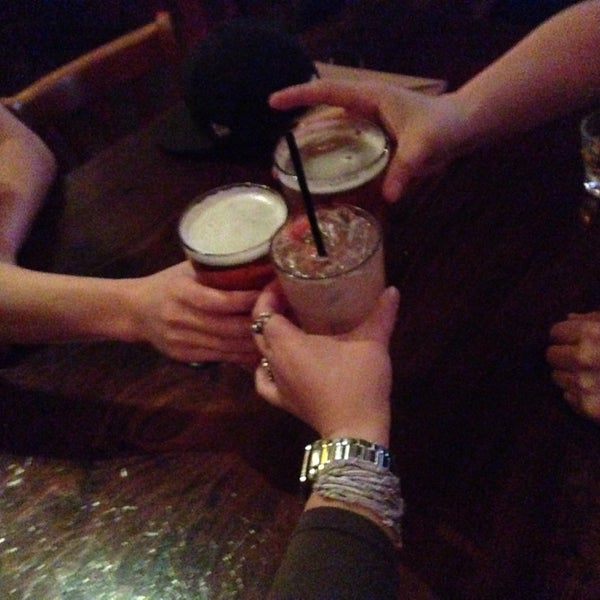 Photo taken at Blarney Stone Bar & Restaurant by melleemel on 3/26/2015
